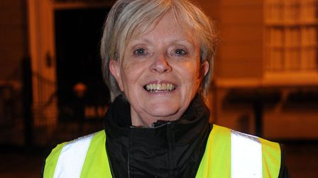 Jan Osborne, Babergh District Council cabinet member for housing. Picture: PHIL MORLEY