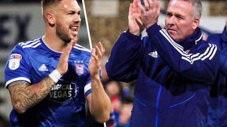 Ipswich Town captain Luke Chambers and manager Paul Lambert know the Blues need to step things up at