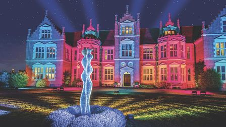 The Spectacle of Light at Haughley Park.