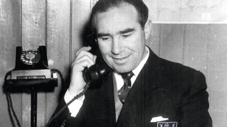 Alf Ramsey led Ipswich Town from the third division to become the champions of England. Picture: PA