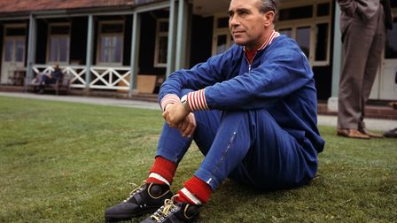 England came calling for the Ipswich Town manager in 1962. Picture: PA