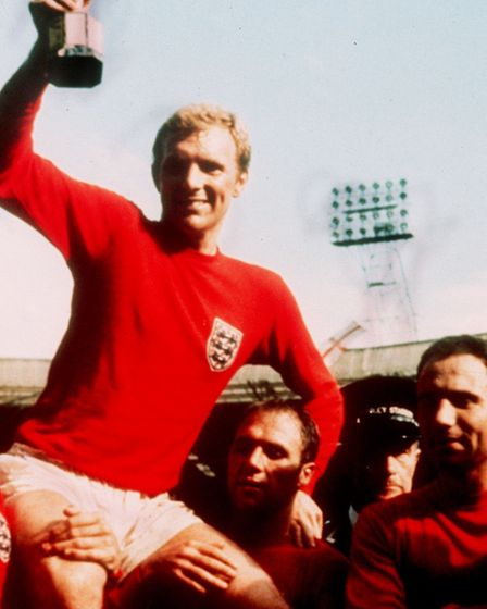 Ramsey's England side won the 1966 World Cup. Picture; PA
