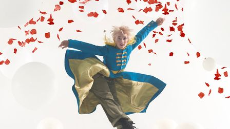 The Little Prince, a new family show by Luca Silvestrini and Protein Dance is being staged at Theatr
