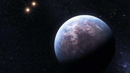 Youngsters can explore the solar system with planetariums at Bury St Edmunds and Colchester this hal