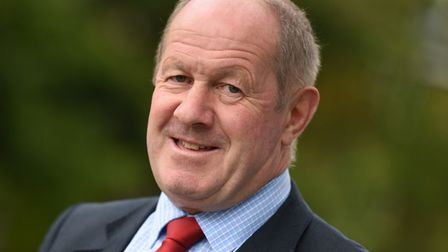 Police and Crime Commissioner Tim Passmore said he will spend taxpayer's money wisely as Suffolk Con