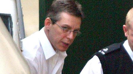 Jeremy Bamber arrives at the Court of Appeal in London in 2002 Picture: PA