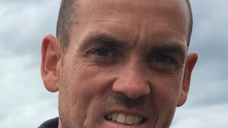 The missing father was last seen on January 9. Picture: SUFFOLK CONSTABULARY