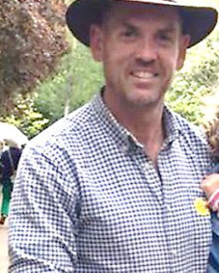 Former Royal Marine Lee Fitzgerald, from Gislingham, has been missing for more than 10 days and is b