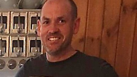 Former Royal Marine Lee Fitzgerald has been missing for more than 10 days. Picture: FITZGERALD FAMIL