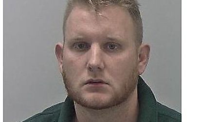 Adam Holden, 26, of Enfield Street, Wigan, was jailed for five years in May 2019 Picture: NORFOLK CO