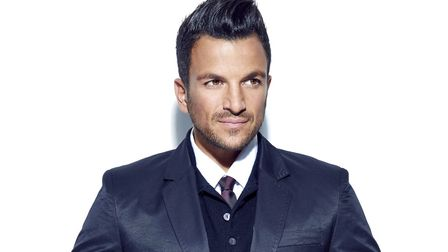 Peter Andre is coming to Chelmsford Racecourse on June 18 Picture: Can Associates