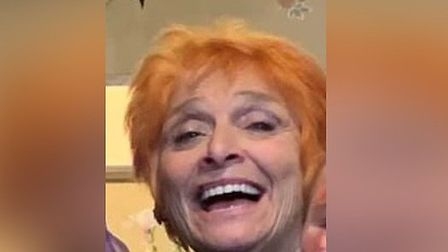 Missing Rosemary Mills, from Kirby Cross Picture: ESSEX POLICE