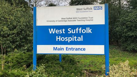 General view of West Suffolk Hospital in Bury St Edmunds. Picture: JOE GIDDEN/PA WIRE