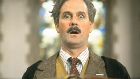 Monty Python's The Meaning Of Life Starring John Cleese © Universal Studios