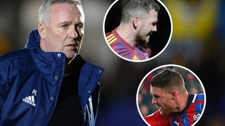 Paul Lambert admitted striker James Norwood is struggling for confidence and revealed he tried to si