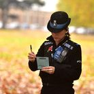 Suffolk police are investigating a burglary at a scout hut in Boxford Picture: SARAH LUCY BROWN