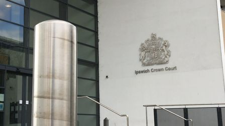 Jacob Young was jailed at Ipswich Crown Court. Picture: ARCHANT