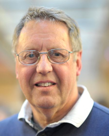 Mid Suffolk Green councillor Keith Welham said more must be done to help Stowmarket thrive. PIcture: