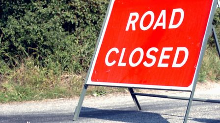 A stretch of the A12 will be closed from 7pm at Farnham (stock photo) Picture: JAMES FLETCHER