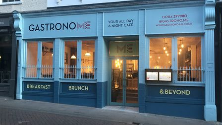The Gastrono-me premises in Abbeygate Street, Bury St Edmunds. Picture: GASTRONO-ME