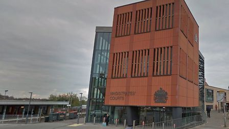 He will appear at Colchester Magistrates Court today. Picture: GOOGLE MAPS