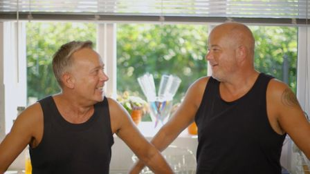 Newlyweds Eamonn and Steven are looking to get into shape with the help of Channel 4's How to Lose W