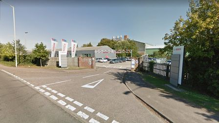 Bosch has vacated its Stowmarket factory, but other businesses have apparently shown an interest in