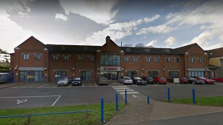 Bosch maintains a much smaller presence in Stowmarket, with no plans to relocate its 100-strong rese