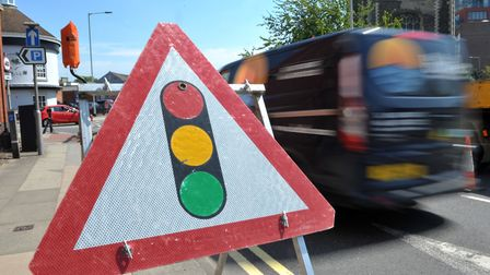 Could an earlier permit system have reduced roadworks? Picture: SARAH LUCY BROWN