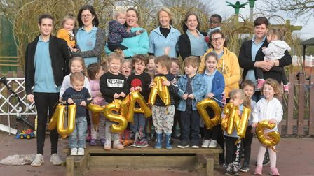 Tiddlywinks Pre-School in Great Horkesley has received an 'outstanding' Ofsted report Picture: SARA