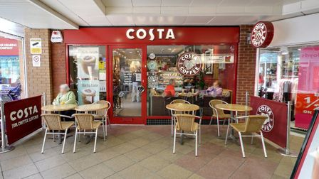 Costa Coffee in Newmarket was broken into. Picture: GOOGLE MAPS