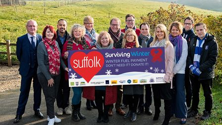 The Surviving Winter appeal has got off to its best start ever - with £65,000 raised already Picture
