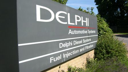 Delphi's closure date approaches Picture: WILL WRIGHT