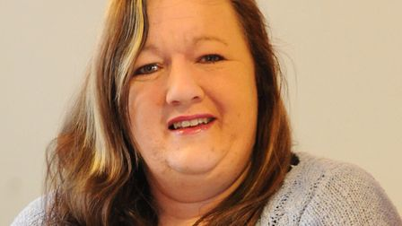Anne Humphrys, co-chair of the Suffolk Parent Carer Network Picture: ARCHANT