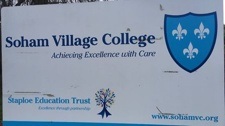 The venue for the Soham Village College parkrun, which held its eighth event on Saturday. Picture: C
