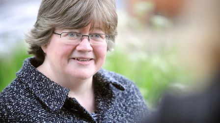 Dr Therese Coffey drew up the letter sent to British Gas. Picture: ARCHANT