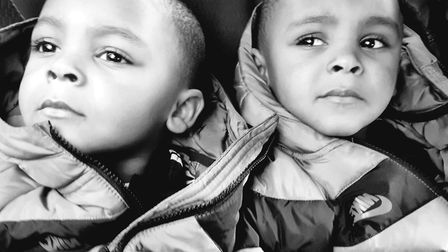 Twins Malakyi and Courtez Chudleigh are autistic and their mum Roxanne has spoken out about the diff