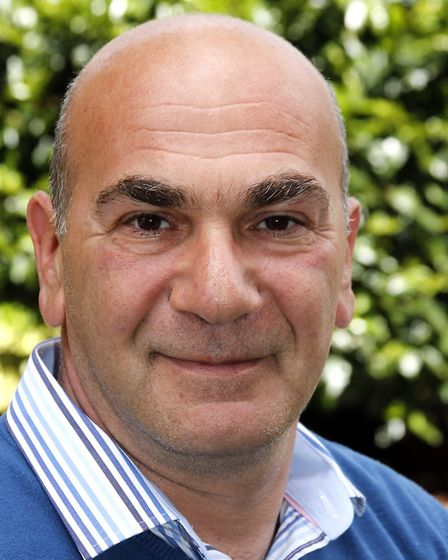 East Suffolk chief Steve Gallant has defended the increase Picture: PAUL NIXON/EAST SUFFOLK COUNCIL