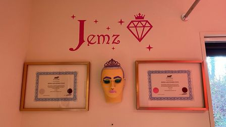 JEMZ Professional Body Piercing in Clare. Picture: JENNA-LEE FOURIE-COOK