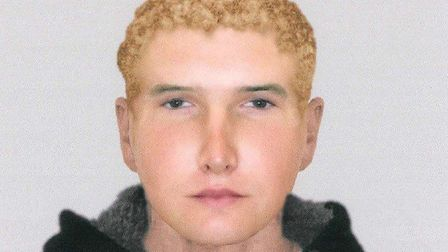 Detectives investigating an assault in Clacton have released an e-fit of a person they wish to speak