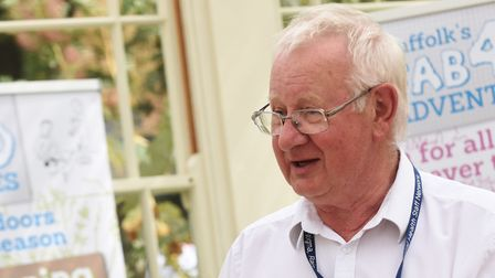 Councillor Tony Goldson, chair of the Suffolk Health and Wellbeing Board Picture: SARAH LUCY BROWN
