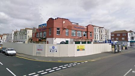 In 2009 the Lighthouse pub stood on Marine Parade East, which opened in 1998 and replaced Cordy's, a