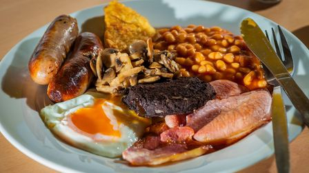 Why do young people turn their noses up at a full English breakfast? Not the black pudding, surely?