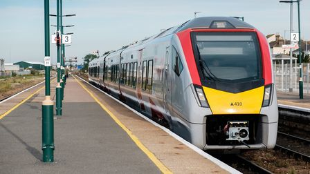 Services on the East Suffolk line from Lowestoft to Ipswich have been badly hit by cancellations thi