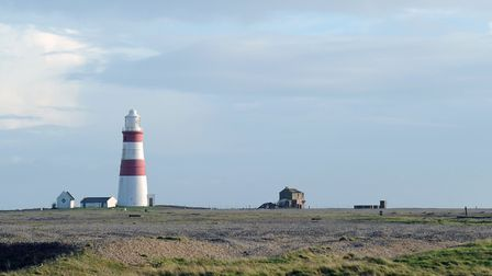 The austere beauty of Orford Ness, where the lighthouse has long lived a precarious existence as the