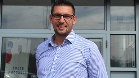 Suffolk FA CEO Richard Neal said the safety and wellbeing of players is paramount Picture: NICK GAR