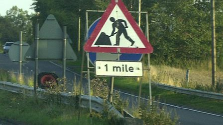 Where will there be roadworks in the area this week? Picture: ARCHANT