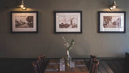The Angel Inn in Wangford has undergone a series of refurbishments and has a new head chef and menu