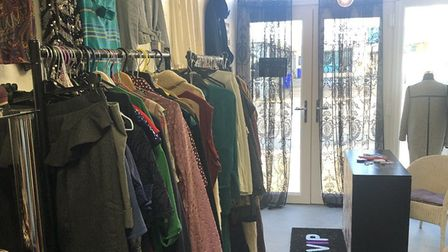 Shoppers can find second-hand items from high-end designer brands at Foofaraw