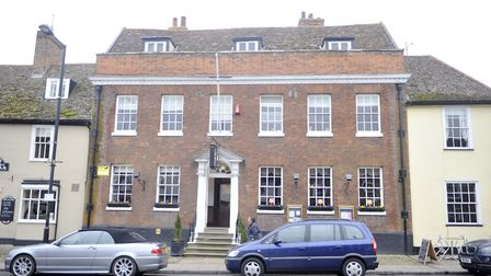 The Limes Hotel in Needham Market Picture: ARCHANT